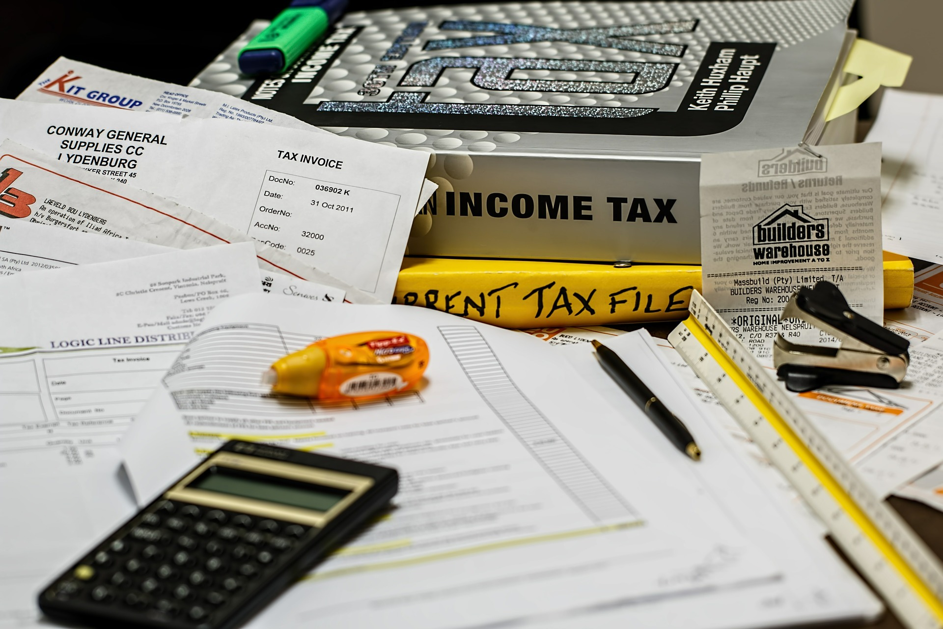 Taxation services at Valeo Consultants