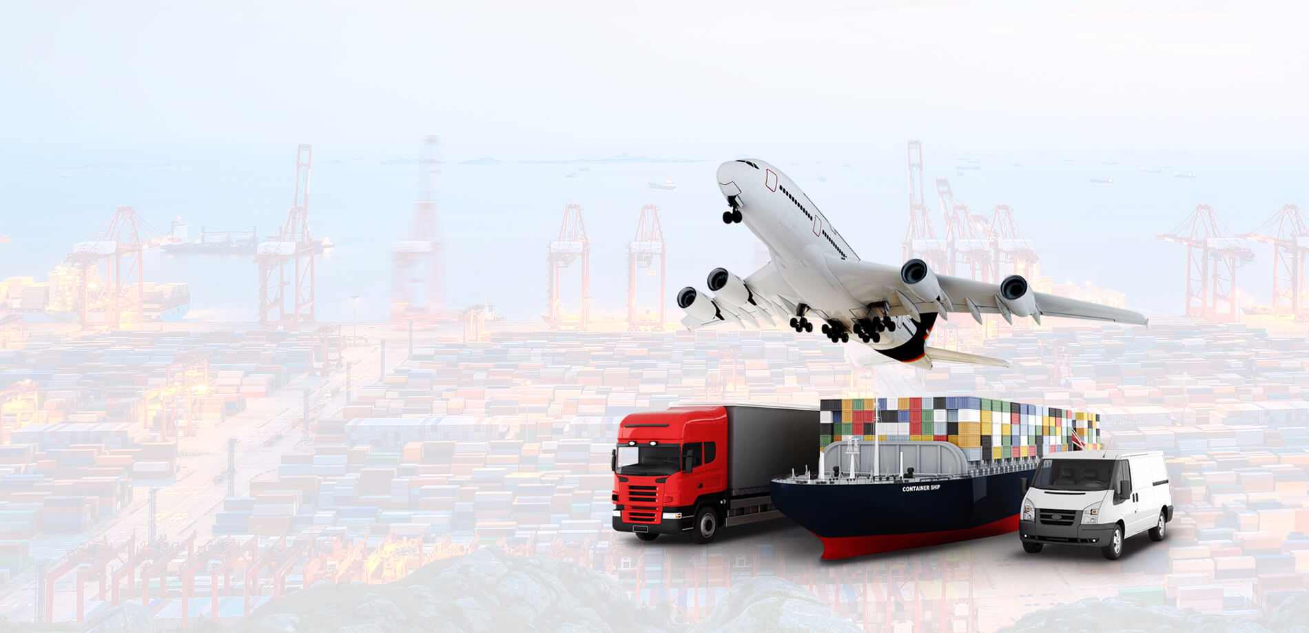 logistic services at Valeo Consultants